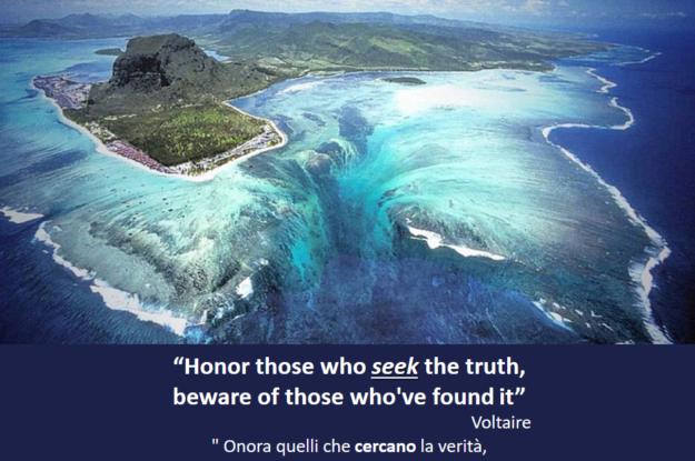 Voltaire's quote #Come giudichi le idee delle persone del tuo team?