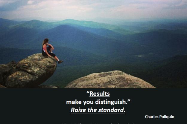 Charles Poliquin's quote #Come ottieni i risultati che vuoi?